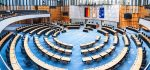 Interior of state parliament (Landtag) in Berlin, Germany © Matyas Rehak/Adobe Stock